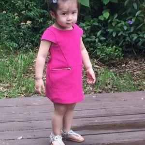 Cute Dark Pink Toddler Dress Oshkosh Genuine Kids